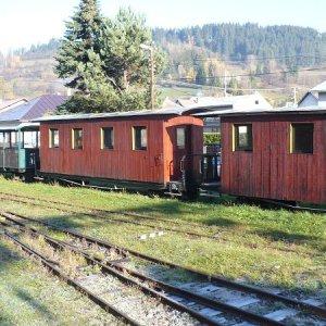 30.10.2009  9:23, autor: Amigo / Staré súpravy v Čiernom Balogu