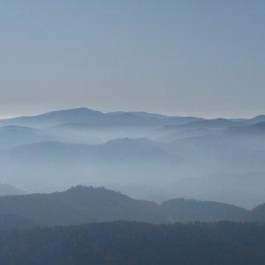 31.10.2009  12:41, autor: Amigo / Modré hory