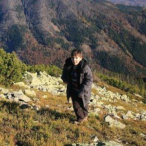 31.10.2009  14:47, autor: Teoretik / Ivan na strmom svahu