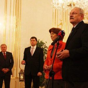 13.12.2009  17:07, autor: Marián Suvák / Príhovor pána prezidenta