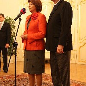 13.12.2009  17:08, autor: Marián Suvák / Príhovor pani Gašparovičovej