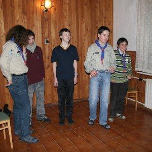 Zborové Vianoce v Tríbeči (18.12.2009-20.12.2009)