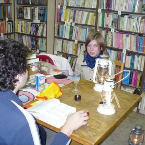 Rozdávanie Betlehemského svetla (22.12.2009)