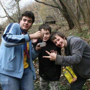 Lovecký výlet (10.4.2010)