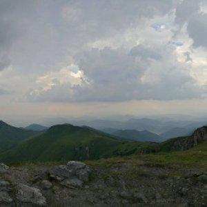 Putovanie Kriváňskou Fatrou (22.-25.7.2010)