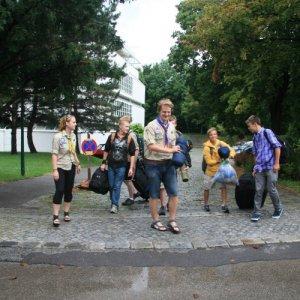 29.7.2010 17:24 / Cestou z klubovne pri Viedni (On the way from clubroom near Vienna)