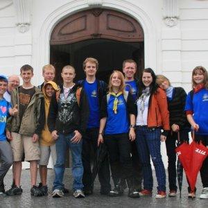 30.7.2010 10:32 / Spolu na Bratislavskom hrade (Together at Bratislava Castle)