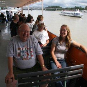 30.7.2010 14:27 / Popoludňajší výlet loďou (Boat trip in the afternoon)