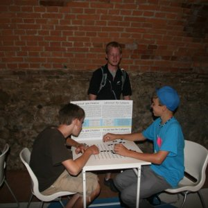 30.7.2010 16:37 / Výstava starých hier (Exposition of old games)