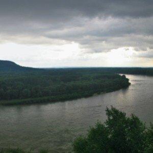 30.7.2010 16:59 / Dunaj prúdiaci z Rakúska (Danube river flowing from Austria)