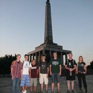 31.7.2010 20:18 / Slavín - pamätník obetiam vojny (Slavín - war memorial)