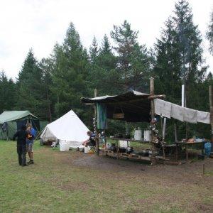 Letný tábor Rakša 2010