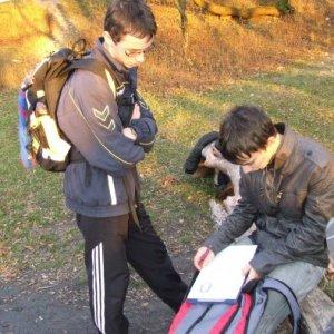 Medvedí družinový výlet (13.11.2010)