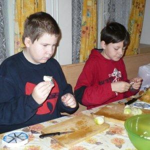 18.12.2010 8:40, autor: Amigo / Príprava raňajok