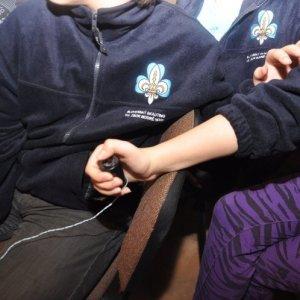 29.1.2011 21:12, autor: Chamurapi / hlasovacie zariadenie v akcii