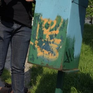 30.4.2011 8:23, autor: Vaniš / Pred maľovaním