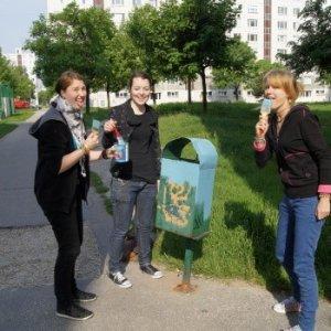 30.4.2011 8:23, autor: Vaniš / Jedni maľujú