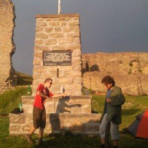 Trojdňovka na hrad (3. až 5.6.2011)
