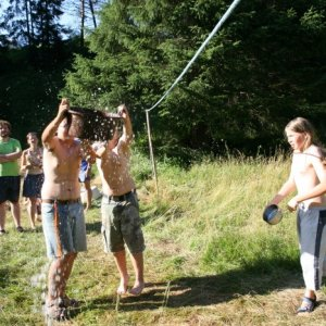 Letný tábor Rakša 2011
