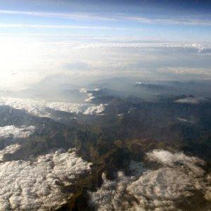 6.8.2011 7:51, autor: Teoretik / Letíme ponad Alpy