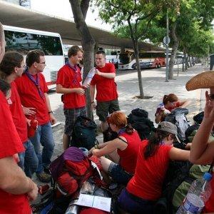 6.8.2011 15:33, autor: Teoretik / Čakáme dlhé hodiny na náš autobus