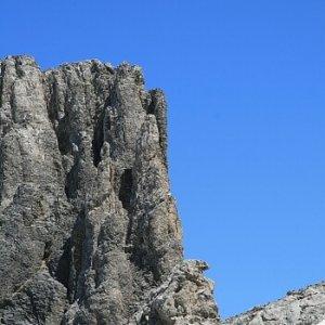 8.8.2011 13:03, autor: Teoretik / Drsné skalné útvary sa dvíhali do výšky