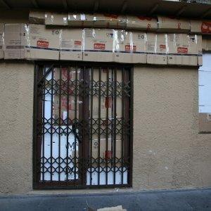 16.8.2011 19:38 / Zabednené výklady vyzerajú desivo