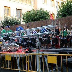 16.8.2011 20:02 / Bubeníci sa pripravujú