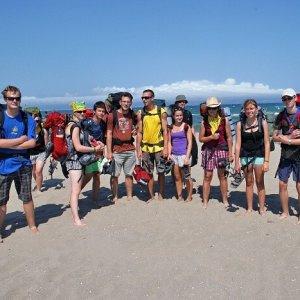17.8.2011 15:45 / Konečne na plážach Costa Brava