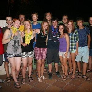 17.8.2011 21:37 / Posledný večer vo Figueres