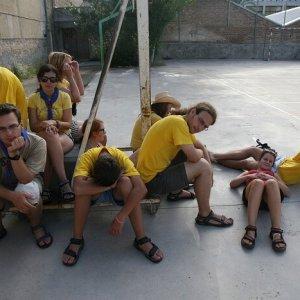 18.8.2011 18:23 / Na dvore v Barcelone