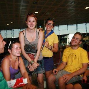 21.8.2011 20:14 / Všetci sa tešia, že už ideme domov :)