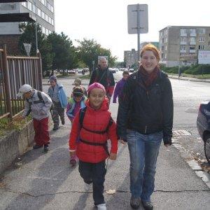 Vlčiacky výlet (8.10.2011)