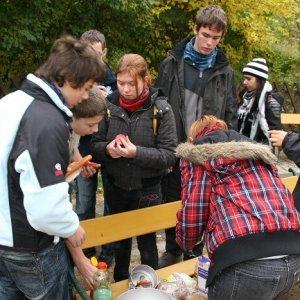 Jesenný tábor Brno (27. až 31.10.2011)