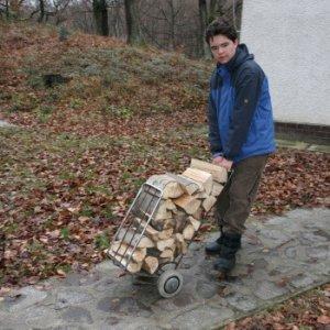 17.12.2011 9:17, autor: Teoretik / Dopĺňanie zásob dreva