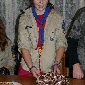17.12.2011 22:17, autor: Teoretik / Mirka v súťaži o koláč roka
