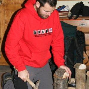 """2.2.2012 23:23 / Príprava """"modiel"""""""