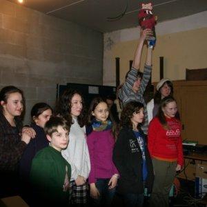 4.2.2012 21:09 / Posledný večer bol v znamení veľkej oslavy a vyhodnocovania