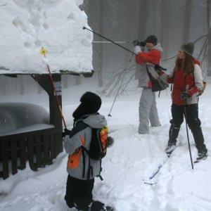 19.2.2012 11:01, autor: Teoretik / Snehu bolo ozaj veľa