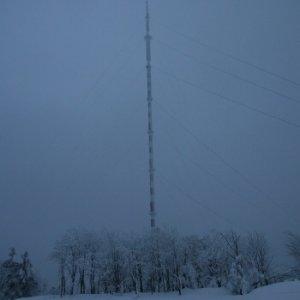 19.2.2012 17:18, autor: Teoretik / Večerný vysielač na Skalke