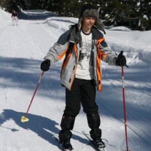 Zimný tábor Kremnické vrchy (18. až 25.2.2012)