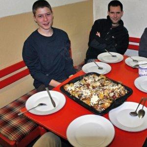 22.2.2012 20:54, autor: Teoretik / Dnes máme na večeru dobrotu