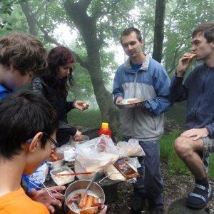 Hradová trojdňovka na Ostrý Kameň (8. až 10.6.2012)