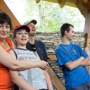 BBQ s rodičmi na Kačíne (23.6.2012)