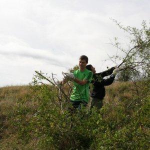 Hradová trojdňovka na Branč (28.-30.9.2012)