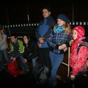 Nočný pochod (17.-18.11.2012)