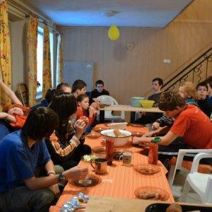 Vianočná trojdňovka (14. až 16.12.2012)