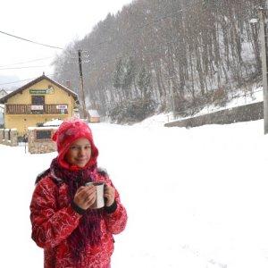 15.12.2012 10:41, autor: Janka / Vonku bolo plno snehu