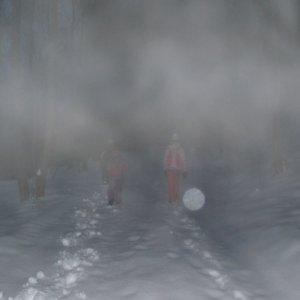 15.12.2012 16:17, autor: Janka / Večerná hmla