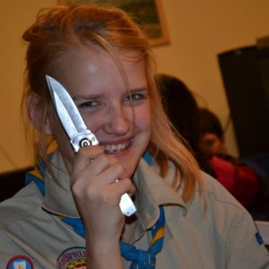 15.12.2012 20:43, autor: Janka / Pozor, žena s nožom!  :-)